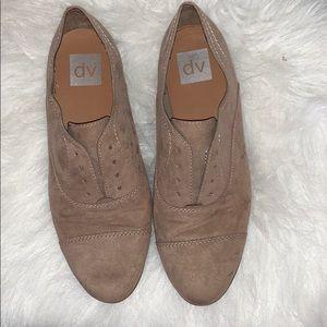 Tan Shoes By DV